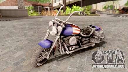 Angel GTA VC Xbox para GTA San Andreas
