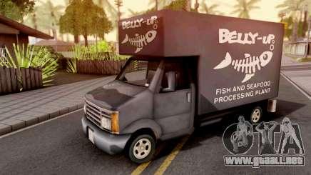 Triad Fish Van GTA III Xbox para GTA San Andreas