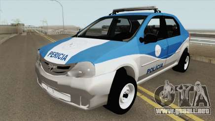 Toyota Etios 2013 DPT PCBA para GTA San Andreas