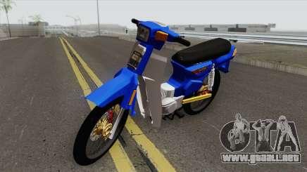 Suzuki RC80 para GTA San Andreas