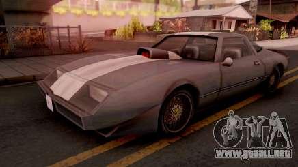 Phoenix GTA VC Xbox para GTA San Andreas