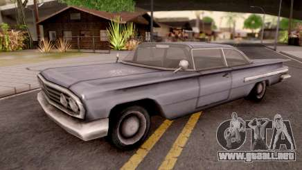 Voodoo from GTA VC para GTA San Andreas