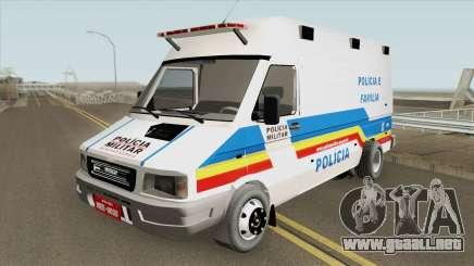 Iveco Daily (Policia Militar) para GTA San Andreas