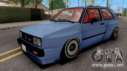 Volkswagen Golf Mk2 GTI 1984 Rocket Bunny para GTA San Andreas