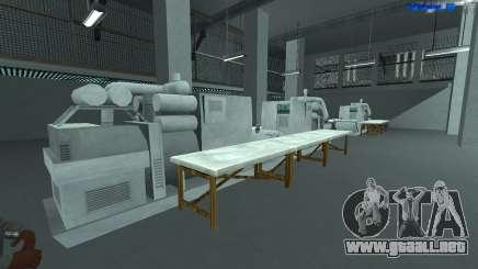 Nueva de fábrica (Versión 1) para GTA San Andreas
