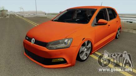 Volkswagen Polo HQ para GTA San Andreas