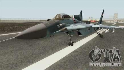 MIG-35 Egypt Navy para GTA San Andreas