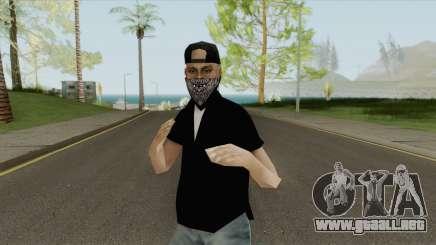 Bmost Random Skin para GTA San Andreas