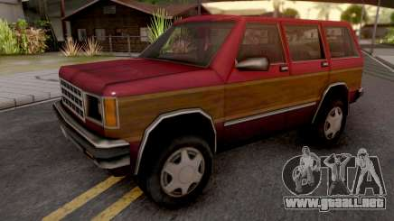 Landstalker from GTA VC para GTA San Andreas