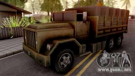 Barracks OL from GTA VC para GTA San Andreas