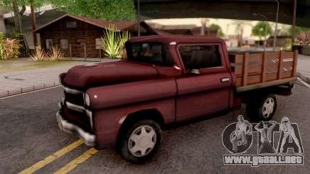 Walton from GTA VC para GTA San Andreas