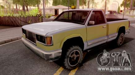 Yosemite Long Bed v1 para GTA San Andreas