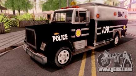 Enforcer GTA VC Xbox para GTA San Andreas