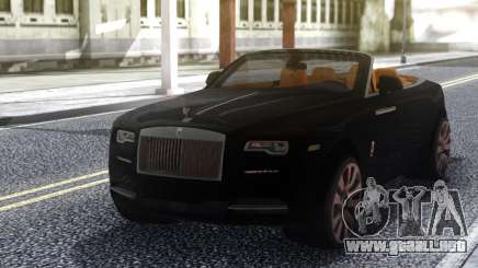 Rolls-Royce Dawn Black para GTA San Andreas