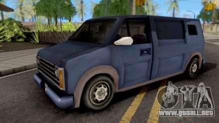 Rumpo GTA III Xbox para GTA San Andreas