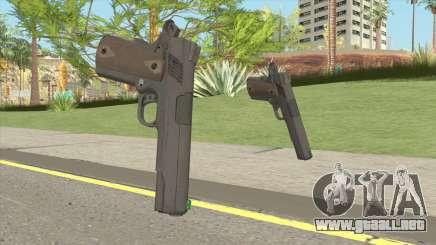 Call Of Duty Black Ops 3: .1911 para GTA San Andreas