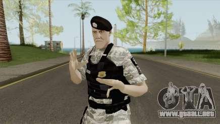 Brazilian Police Skin V3 para GTA San Andreas
