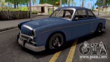 GTA V Vapid Clique para GTA San Andreas