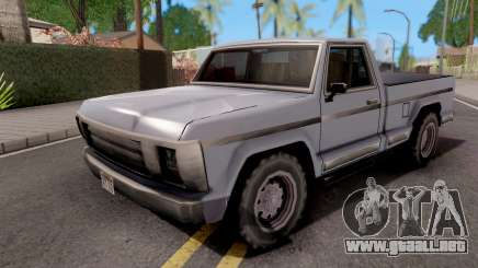 Ford F-100 Beta para GTA San Andreas
