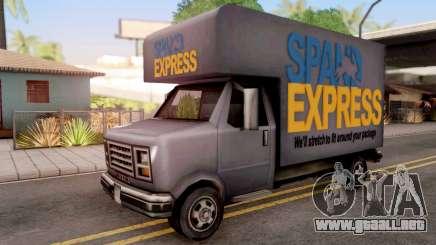 Spand Express from GTA VC para GTA San Andreas