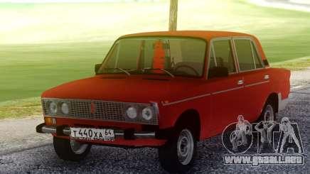 VAZ 2103 Sedán Rojo para GTA San Andreas