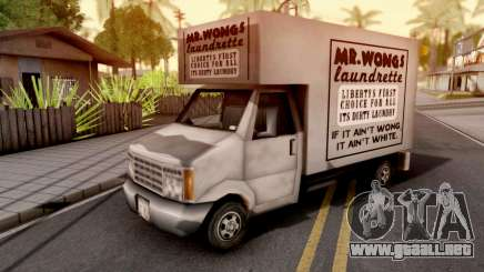 Mr.Wongs GTA III para GTA San Andreas