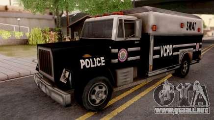 Enforcer from GTA VC para GTA San Andreas