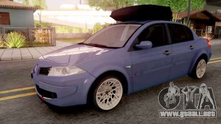 Renault Megane King para GTA San Andreas
