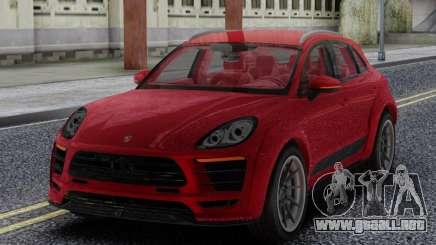 Porsche Macan Prior Design para GTA San Andreas