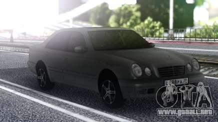 Mercedes-Benz E280 1999 para GTA San Andreas