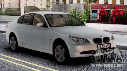 BMW 530XD E60 para GTA San Andreas