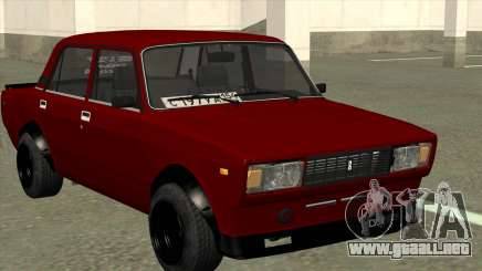 Cherry VAZ 2105 de Combate Clásicos para GTA San Andreas