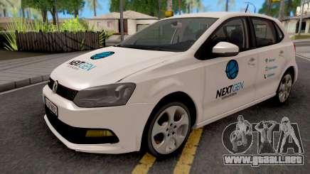 Volkswagen Polo GTI 2014 v1 para GTA San Andreas