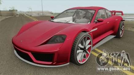 Pfister Neon GTA V para GTA San Andreas