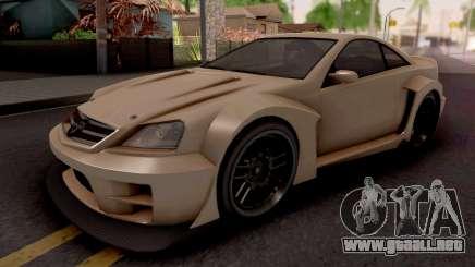Benefactor Feltzer GTA 5 para GTA San Andreas