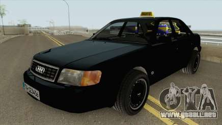 Audi 100 (Sarajevo Taxi) para GTA San Andreas