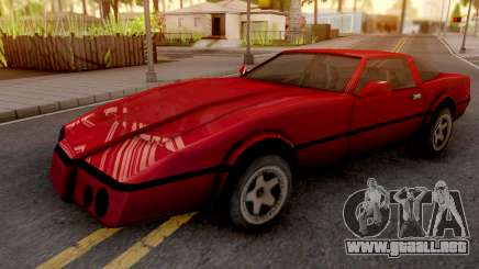 Banshee from GTA VC para GTA San Andreas