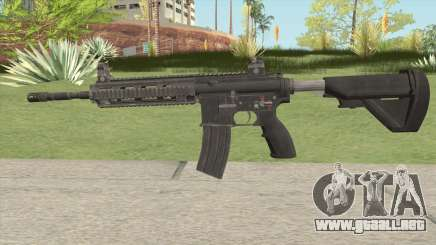 HK416 Classic (PUBG) para GTA San Andreas