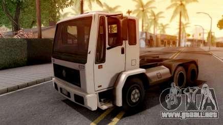 DFT30 Truck v2 (VW 16200 Edition 6x2) para GTA San Andreas