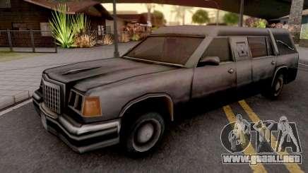 Romero Hearse from GTA VC para GTA San Andreas