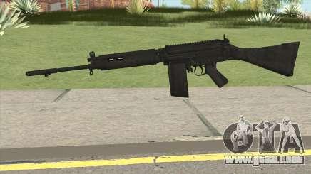 SLR (PUBG) para GTA San Andreas