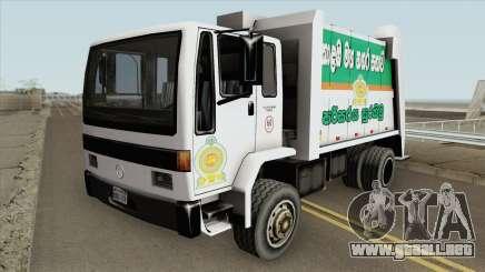 Mercedes-Benz Sri Lankan Trash Truck para GTA San Andreas