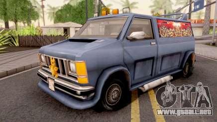 Gang Burrito GTA VC Xbox para GTA San Andreas