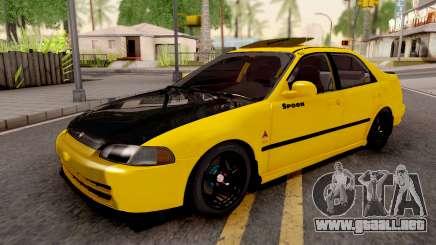 Honda Civic EG9 Ferio Malaysian Kanjo Style para GTA San Andreas