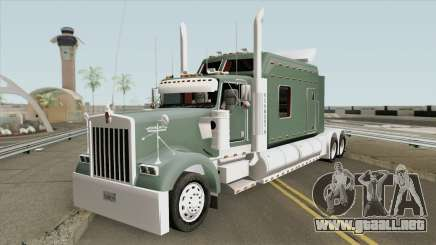 Kenworth W900 Extra Long Cab V2 para GTA San Andreas