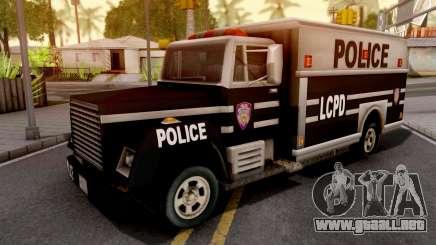 Enforcer GTA III Xbox para GTA San Andreas