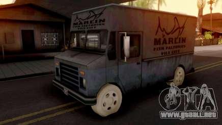 Boxville GTA VC Xbox para GTA San Andreas