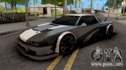 Infernus M3 GTR Most Wanted Edition para GTA San Andreas