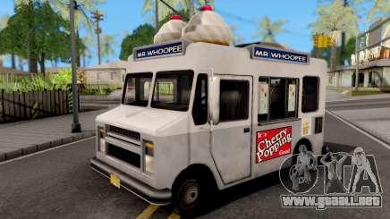 Mr. Whoopee GTA VC Xbox para GTA San Andreas
