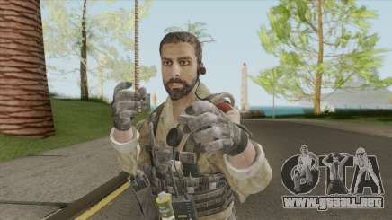 ISI Soldier V1 (Call Of Duty: Black Ops II) para GTA San Andreas